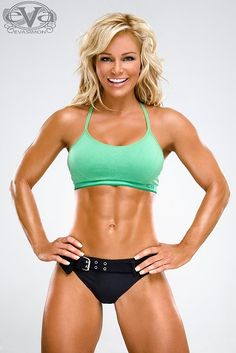Michele Levesque - Female Fitness Models