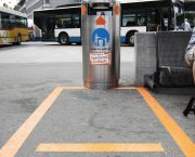 "Source: Swiss Miss - ""These playful floor stickers made me chuckle. It's an initiative by the city of Lucerne (Switzerland) to get people to notice and use garbage cans. What a fun idea! Hat tip!"""