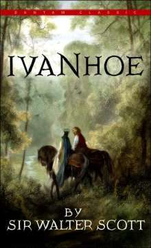 Ivanhoe-As knights battle to the death, the fate of England hangs in the balance.  England is in turmoil--torn by fierce and bitter hatreds between Norman and Saxon. Rival claimants to the   throne have plunged into bloody civil war. Price John--taking advantage of Richard's absence while fighting   in the Crusades--plots to make himself crowned king. Richard returns and vows to take his revenge on John.  But he will need a courageous and able warrior on his side--a warrior like Wilfred of Iv...