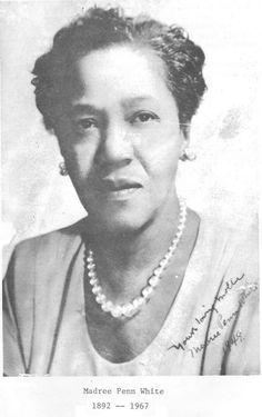 Soror Founder Madree Penn White