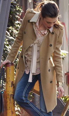 Set Coat, True Religion Jeans