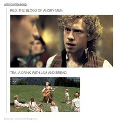 les miserables, choirs, cant, die, breads, music collid, drinks, alex o'loughlin, aaron tveit