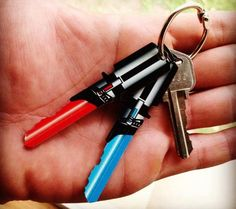 "The ""Star Wars"" universe has infiltrated every part of your life, so you might as well get the matching house keys, too. Force your way into your home."