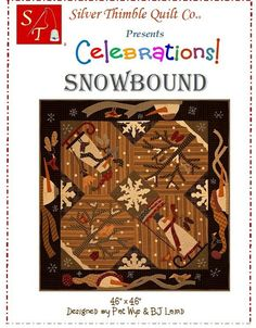 Silver Thimble Quilts - Sew A Long with Pat Wys!!!  I can't wait to get started!!  Thanks Pat for a great design!  Olde Green Cupboard Designs