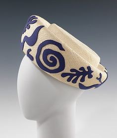 """Matisse""  Sally Victor, 1962  The Metropolitan Museum of Art"