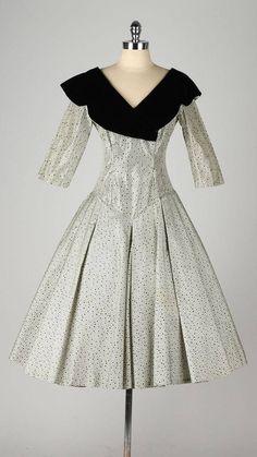 Vintage 1950's Lilli Diamond New Look Dress