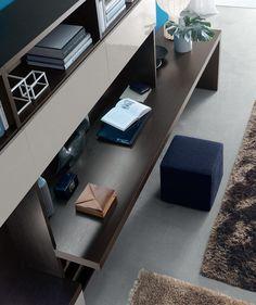 Jesse zona giorno on pinterest wall units armchairs for Jesse arredamento