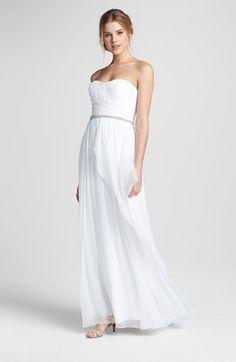 Nouvelle Amsale Gown & Accessories | Nordstrom