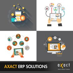 Axact ERP Solutions
