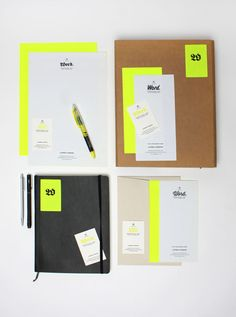 Passport: Word. Brand Identity
