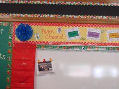 Sports Theme Classroom - Team Cheers