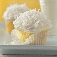 coconut cupcake recipe