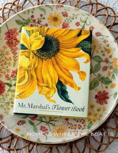 Mr. Marshal's Flower Book