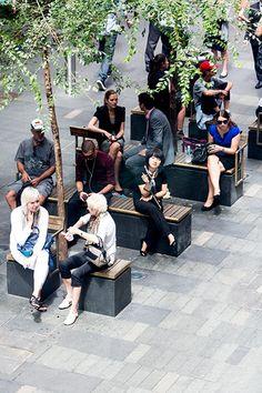 Pitt_Street_Mall-by-Tony_Caro_Architecture-06 « Landscape Architecture Works | Landezine Landscape Architecture Works | Landezine