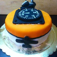 Glider's vario cake!