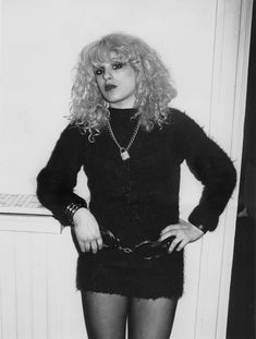 Our late friend Nancy Spungen.   #Longwood Elementary School   #William Henry Shaw HS