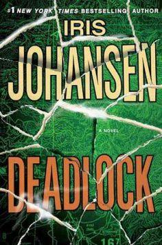 books, worth read, novel read, green book, book worth, author iri, irises, iri johansen, johansen deadlock