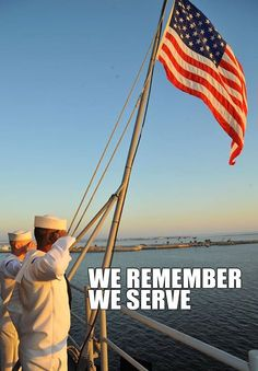 #USNavy remembers the sacrifice made by brave men and women 12 years ago today, September 11, 2001. #NeverForget those we lost.