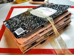More junque journaling ....