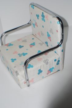 50's 60's child booster chair