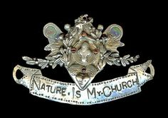 """Nature is My Church"""
