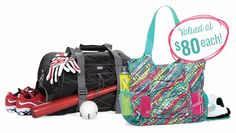 All-Pro Tote and Pro Duffle in April Only!!! For every $35 you spend, you can order either the All-Pro Tote or the Pro Duffle for just $25! Hostesses who have a party of $200 or more can order without qualifying!
