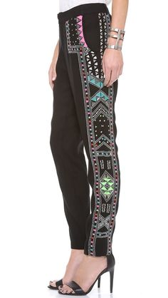 THE DAILY FIND: MARA HOFFMAN PANTS