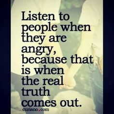 Yes...it does The Real, Real Truths, Life Sayings And Quotes, Angry, So True, Best Life Quotes, Real Life Quotes, Listen...