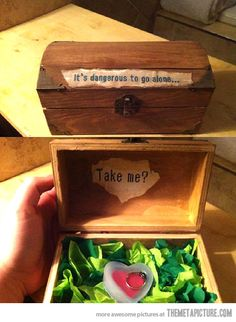 Marriage Proposal…