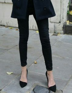 all black #minimal #style