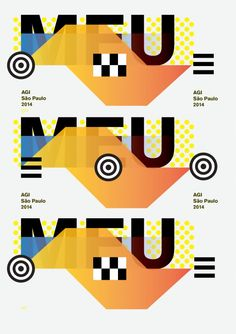 Erik Brandt - AGI International Posters Exhibition 2014