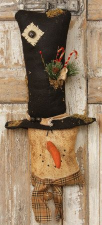 Primitive Country Christmas On Pinterest