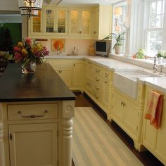 narrow kitchen island design ideas