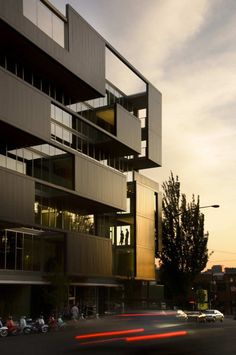 bSIDE6, Portland.    Designed by Works Partnership Architecture.