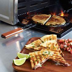 Sur La Table® Quesadilla Grilling Basket |