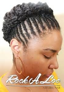 #natural hair wedding hairstyle