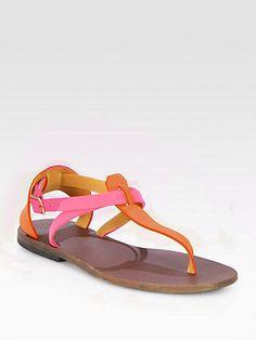 Ishvara Valencia sandals -- from Saks Fifth Avenue