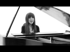 Love her covers. Christina Grimmie - Stay Subscribe for more of Christina Grimmies Me Singing Covers, Above All That Is Random songs and VLogs!: http://www.youtube.com/subscription_c... My EP :: http://itunes.apple.com/us/album/find...
