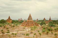 Bagan, Myanmar by Daniela Maria