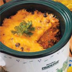 Crock Pot Tamale Casserole