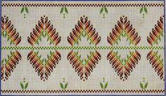 Punto Yugoslavo - Vagonite pattern