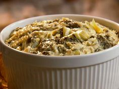 Spinach-Artichoke dip : Food Network Recipes