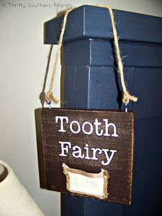 tooth fairy board