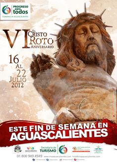 Festividades al Cristo Roto en San Jose de Gracia, Aguascalientes!!