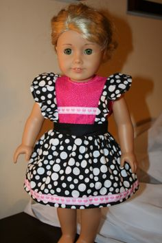 Diary of a Stay at Home Mom: Free sewing patterns for American Girl Dolls and other 18 inch dolls