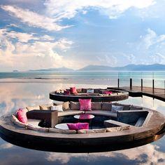 Exquisite W Retreat Koh Samui in Thailand