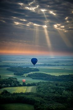 ✯ Balloon Ride