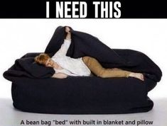 The Ultimate Napping Device