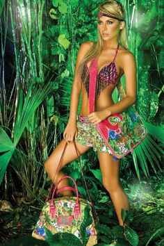 #Lina #Posada #Beach #Sexy #Bikini #Beach #Swimwear #2013 #Photo #Gallery