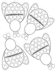 Bug Sticker Chart